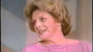 Rosemary Clooney Talks About Bing Crosby