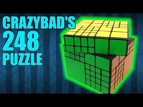 CrazyBadCuber's 248 Puzzle