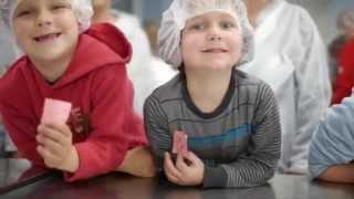 Alex Olivier, la chocolaterie en fête - Les ateliers des enfants