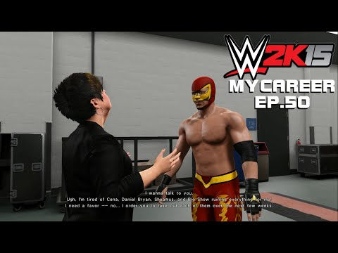 WWE 2K15 MYCAREER: Vickie Guerrero sets Deagle on a Mission!
