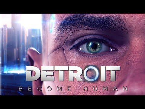 DETROIT BECOME HUMAN. O Início DUBLADO em Português no PS4 PRO