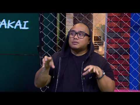 Gokil! Battle Rap Iwa K VS Saykoji Bikin Nganga