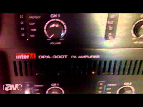 InfoComm 2013: Inter-M Features DPA Series Amplifiers