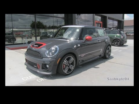 2013 Mini John Cooper Works GP Start Up. Exhaust. and In Depth Review