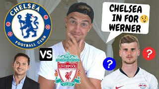 Why Chelsea FC will Beat Liverpool to Sign TIMO WERNER This Summer