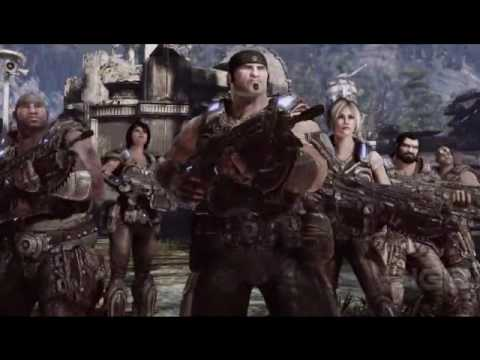 Gears Of War 3 - Animal I Have Become Music Videos