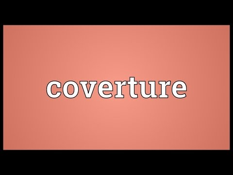 Header of coverture