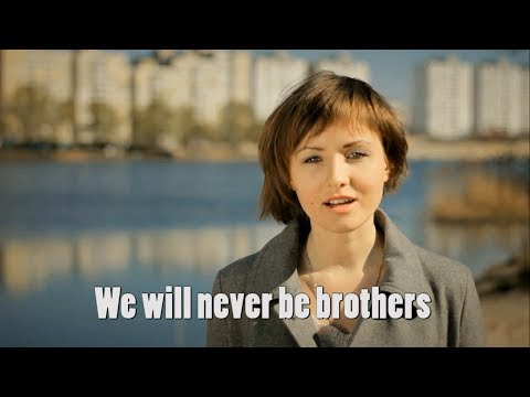 Why Ukrainians and Russians will never be brothers [ENGLISH SUBTITLES] Никогда мы не будем братьями