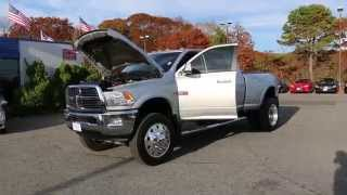 "Review of LIFTED 2011 Ram 3500 Mega Cab~5"" Lift~Loaded~Cummins 6.7L Diesel~22.5"" Alcoas"
