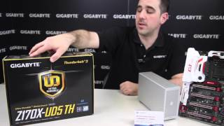 GIGABYTE Thunderbolt 3 Overview