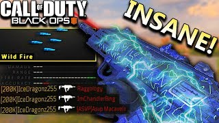 Wild Fire Operator Mod Fastest Firing Gun in Call of Duty History