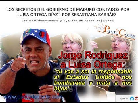 [En Audio] Secretos revelados - Entrevista a Luisa Ortega Díaz / 2da Parte