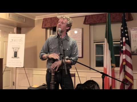 Glen Hansard performs The Parting Glass at Glucksman Ireland House NYU