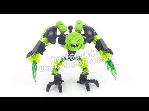 LEGO Hero Factory review: Toxic Reapa [Breakout]
