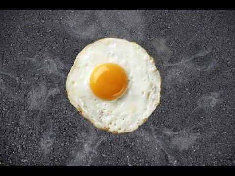 Como hacer un huevo frito en Australia
