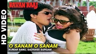 O Sanam O Sanam - Ravan Raaj: A True Story | Kumar Sanu, Sadhana Sargam | Mithun & Madhoo