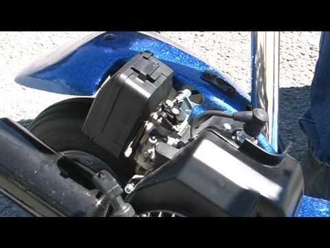 """koloběžka Blata """"Blatino Scooter W/Kit"""" - Motorová koloběžka ..."""