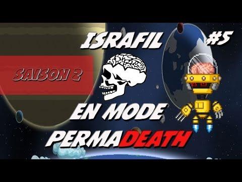 Israfil en Mode PermaDeath ! Starbound Fr - Saison 2 - Episode 5 : Boss Robot ! thumbnail