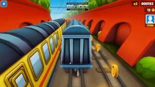 Subway Surfers Gameplay on PC #2 and Download Link !!!!