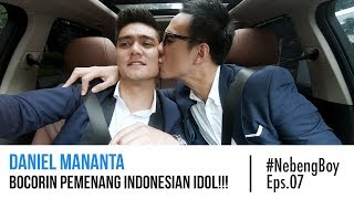 Download Lagu #NebengBoy Eps 07 - Daniel Mananta BOCORIN PEMENANG INDONESIAN IDOL ke Boy William? Gratis STAFABAND