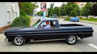 1965 Ford Ranchero 289 V8 Classic Car Falcon Pick UP