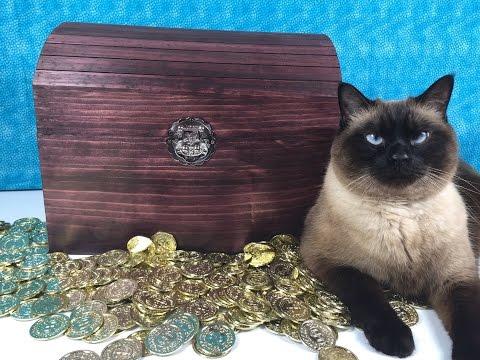 Blind Bag Treasure Chest Shopkins MLP LPS Minecraft Frozen Disney Palace Pets Unicornos Unboxing