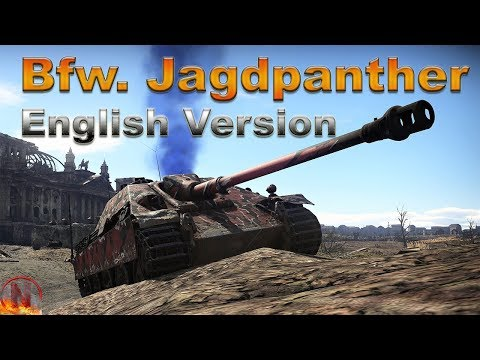 WT || Jagdpanther - English Commentary thumbnail