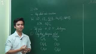 Xác định công thức phân tử hợp chất hữu cơ – Hóa học 9 và 11- GV: Đặng Xuân Chất