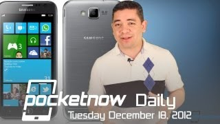Samsung ATIV S Hands-On, Google Play Deals, Nokia WP 7.8 Upgrades & More - Pocketnow Daily