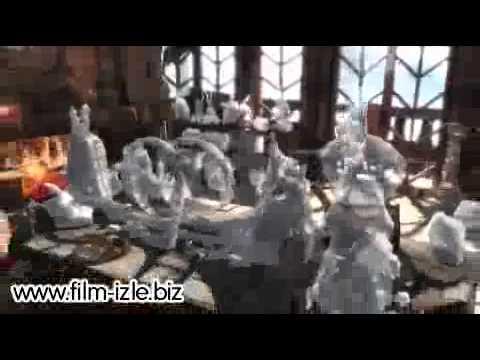 Efsane Beşli Fragmanı -- Rise of the Guardians Trailer (2012) - Film-izle.biz