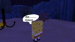 Roblox Let's Play: The Spongebob Movie Obby