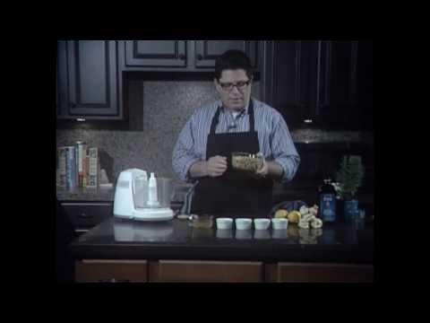 Dr. Garrett's Healthy Cooking Show - KCTU Making Hummus
