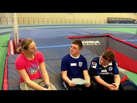 Interview with Olympian Holly Bleasdale 8th March 2013