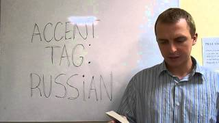 accent tag Russian