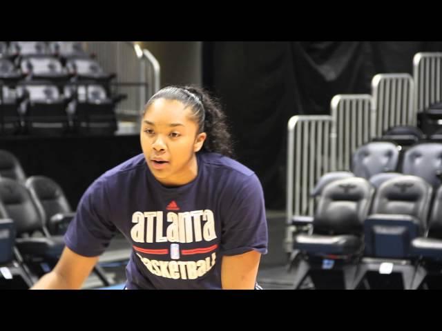 WNBA Atlanta Dream I am Here Video