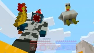 Minecraft Xbox - Quest For A Flying Chicken (64)