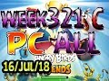 Angry Birds Friends Tournament All Levels Week 321-C PC Highscore POWER-UP walkthrough