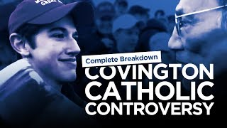 HERE Is The Definitive Timeline For The Covington Catholic Run In At The Lincoln Memorial