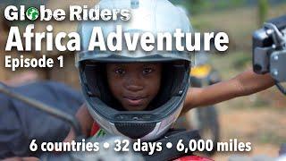 South Africa, Lesotho, Swaziland & Botswana - GlobeRiders Africa Adventure Part 1