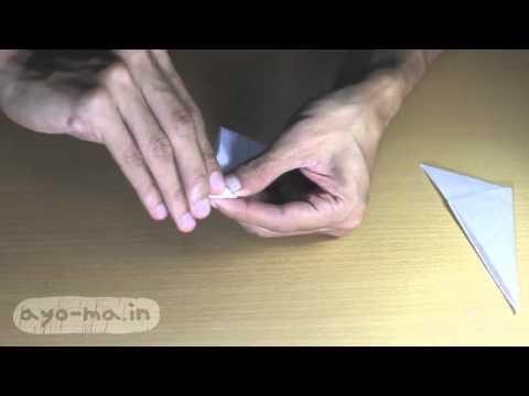 Membuat Bunga Teratai Dari Kertas