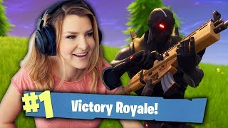 RANDOM SQUAD CHALLENGE! FIRST SEASON 4 SQUAD WIN (Fortnite: Battle Royale) | KittyPlays