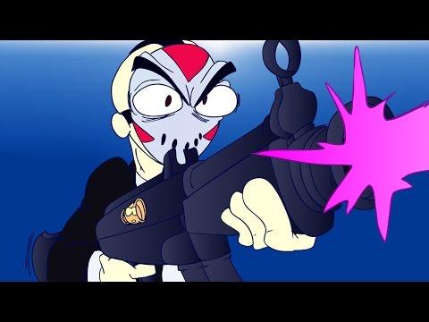Delirious Animated! Ep. 14 (BEST HITMAN EVER!) By RyanStorm