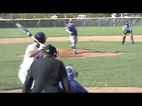 Kenny Rosenberg, LHP #22, Tamalpais High School vs Justin Siena High School on 3-12-13