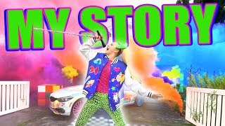 Download lagu JoJo Siwa - My Story ( Video)