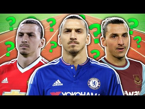 The Race To Sign Zlatan Ibrahimović | Transfer Talk