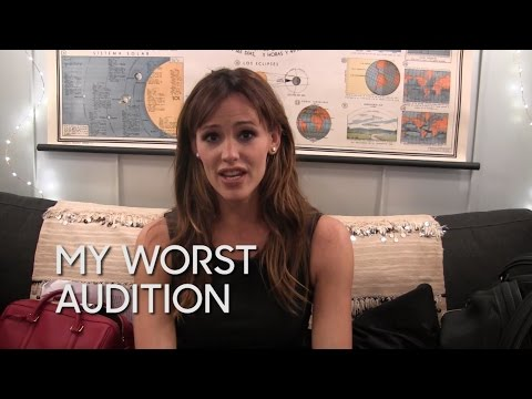My Worst Audition: Jennifer Garner