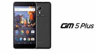 General Mobile GM 5 Plus Kutu Açılımı