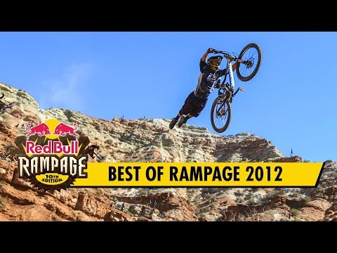 Best of Red Bull Rampage: 2012 - Kurt Sorge Redefines Freeride MTB