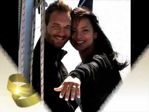 Congratulations To Nick Vujicic ♥ Kanae Miyahara video