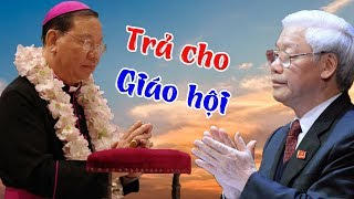Nguyễn Phú Trọng mất ăn mất ngủ khi nhận thông điệp của Đức Tổng Giám Mục Giuse Vũ Văn Thiên